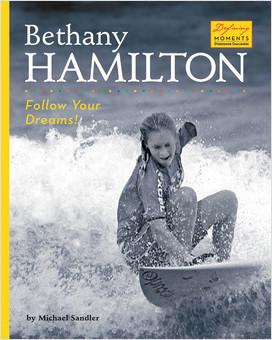 Cover: Bethany Hamilton: Follow Your Dreams!