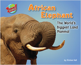Cover: African Elephant: The World's Biggest Land Mammal