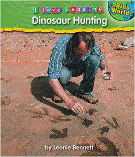 Cover: Dinosaur Hunting