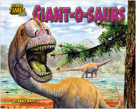 Cover: Giant-o-saurs