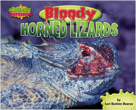 Cover: Bloody Horned Lizards