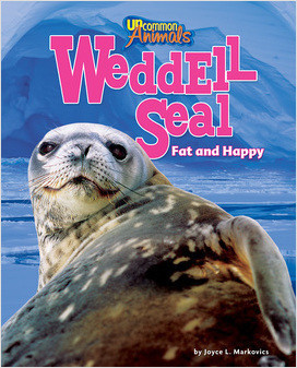 Cover: Weddell Seal