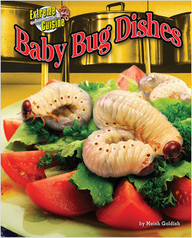 Cover: Baby Bug Dishes