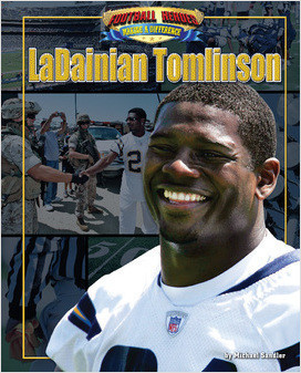 Cover: LaDainian Tomlinson