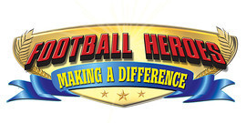 Cover: Football Heroes Making a Difference