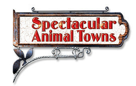 Cover: Spectacular Animal Towns