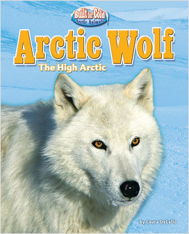 Cover: Arctic Wolf