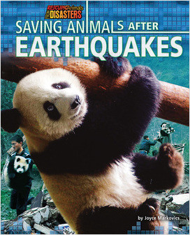 Cover: Saving Animals After Earthquakes