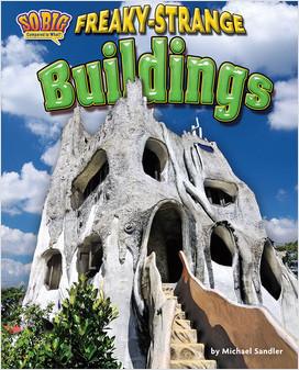 Cover: Freaky-Strange Buildings