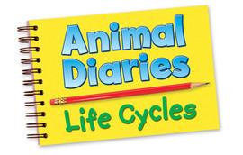 Cover: Animal Diaries: Life Cycles