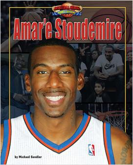 Cover: Amar'e Stoudemire