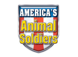 Cover: America's Animal Soldiers