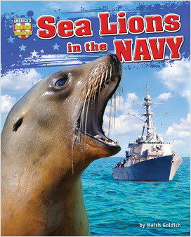 Cover: Sea Lions in the Navy