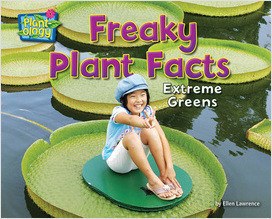 Cover: Freaky Plant Facts