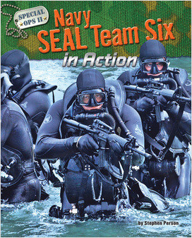 Cover: Navy SEAL Team Six in Action
