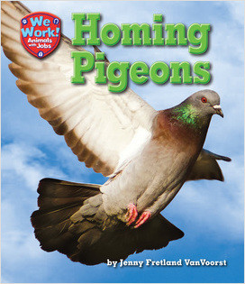 Cover: Homing Pigeons