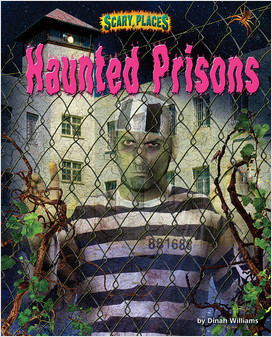 Cover: Haunted Prisons