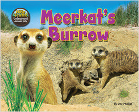 Cover: Meerkat's Burrow
