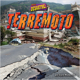 Cover: Terremoto (Earthquake)