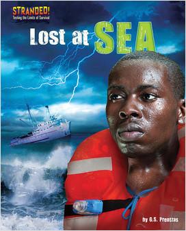 Cover: Lost at Sea