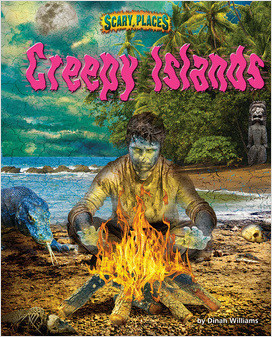 Cover: Creepy Islands