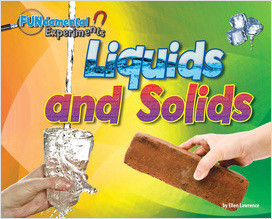 Cover: Liquids and Solids