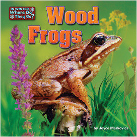 Cover: Wood Frogs