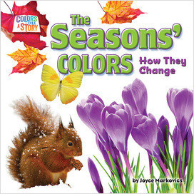 Cover: The Seasons' Colors