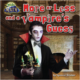 Cover: More or Less and a Vampire's Guess