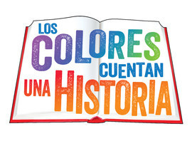 Cover: Los colores cuentan una historia (Colors Tell a Story)