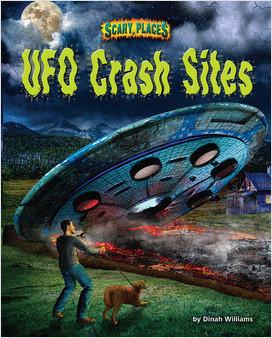 Cover: UFO Crash Sites