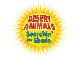 Cover: Desert Animals Searchin' for Shade