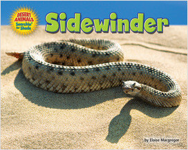 Cover: Sidewinder