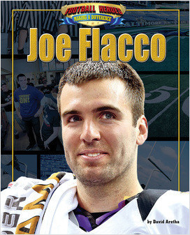 Cover: Joe Flacco