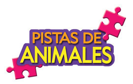 Cover: Pistas de animales (Zoo Clues)
