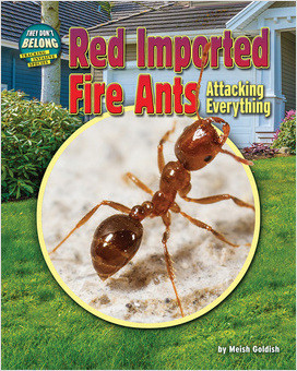 Cover: Red Imported Fire Ants
