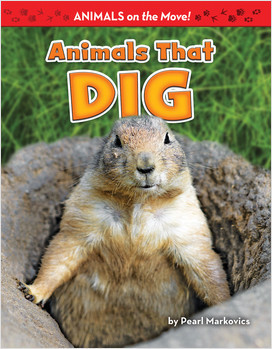 Cover: Animals That Dig