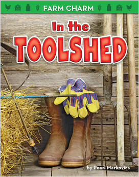 Cover: In the Toolshed