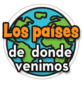 Cover: Los países de donde venimos (Countries We Come From)