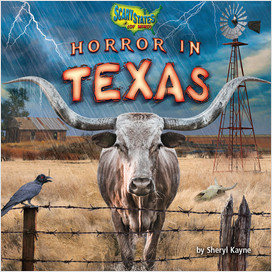 Cover: Horror in Texas