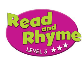 Cover: Read and Rhyme Level 3