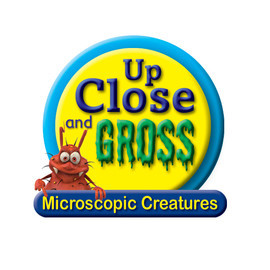 Cover: Up Close and Gross