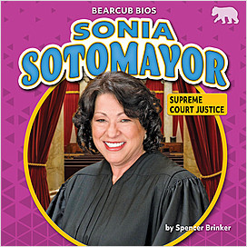 Cover: Sonia Sotomayor