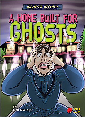 Cover: A Home Built for Ghosts