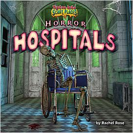 Cover: Horror Hospitals