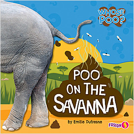 Cover: Poo on the Savanna