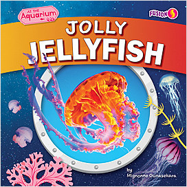 Cover: Jolly Jellyfish