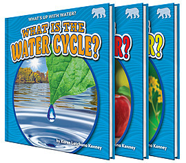 Cover: What's Up with Water?