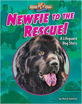 Cover: Newfie to the Rescue!
