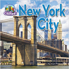 Cover: New York City